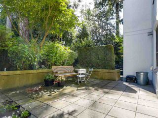 """Photo 17: 105 5958 IONA Drive in Vancouver: University VW Townhouse for sale in """"Argyll House East"""" (Vancouver West)  : MLS®# R2308126"""