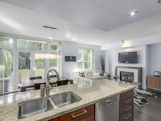 """Photo 4: 105 5958 IONA Drive in Vancouver: University VW Townhouse for sale in """"Argyll House East"""" (Vancouver West)  : MLS®# R2308126"""