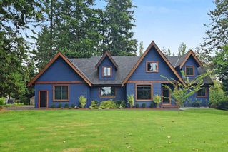 "Photo 1: 5438 240 Street in Langley: Salmon River House for sale in ""Strawberry Hills"" : MLS®# R2311221"