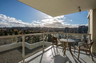 "Photo 17: 2102 235 GUILDFORD Way in Port Moody: North Shore Pt Moody Condo for sale in ""SINCLAIR"" : MLS®# R2321174"