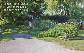 Photo 6: 203 WILLOW Street: Port Stanley Land for sale (Central Elgin (Muni))  : MLS®# 165272