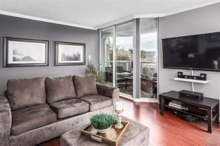 "Photo 8: 703 71 JAMIESON Court in New Westminster: Fraserview NW Condo for sale in ""PALACE QUAY"" : MLS®# R2330240"