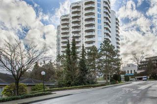 "Photo 1: 703 71 JAMIESON Court in New Westminster: Fraserview NW Condo for sale in ""PALACE QUAY"" : MLS®# R2330240"