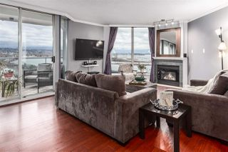 "Photo 3: 703 71 JAMIESON Court in New Westminster: Fraserview NW Condo for sale in ""PALACE QUAY"" : MLS®# R2330240"