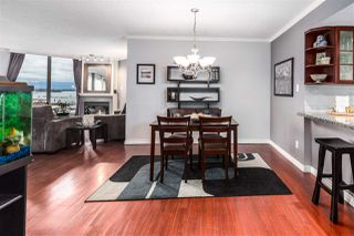 "Photo 2: 703 71 JAMIESON Court in New Westminster: Fraserview NW Condo for sale in ""PALACE QUAY"" : MLS®# R2330240"