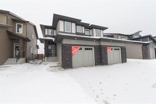 Main Photo: 2850 KOSHAL Crescent in Edmonton: Zone 56 House Half Duplex for sale : MLS®# E4140630