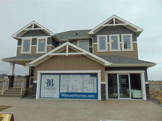 Main Photo: 17829 9A Avenue in Edmonton: Zone 56 House for sale : MLS®# E4142125