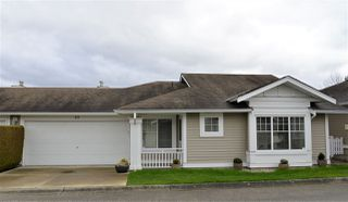 """Main Photo: 25 6885 184 Street in Surrey: Cloverdale BC Townhouse for sale in """"Creekside"""" (Cloverdale)  : MLS®# R2338799"""