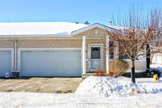 Photo 1: 116 FALCONER Court in Edmonton: Zone 14 Townhouse for sale : MLS®# E4146103