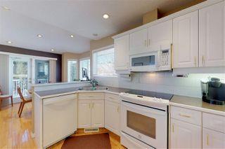 Photo 5: 116 FALCONER Court in Edmonton: Zone 14 Townhouse for sale : MLS®# E4146103