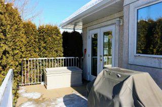 Photo 20: 116 FALCONER Court in Edmonton: Zone 14 Townhouse for sale : MLS®# E4146103