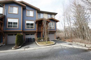 "Main Photo: 43 40653 TANTALUS Road in Squamish: Tantalus Townhouse for sale in ""TANTALUS CROSSING"" : MLS®# R2348794"