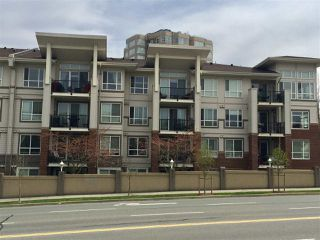 "Main Photo: 214 3192 GLADWIN Road in Abbotsford: Central Abbotsford Condo for sale in ""The Brooklyn"" : MLS®# R2352307"