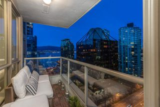 "Photo 14: 1701 1420 W GEORGIA Street in Vancouver: West End VW Condo for sale in ""GEORGE"" (Vancouver West)  : MLS®# R2356648"