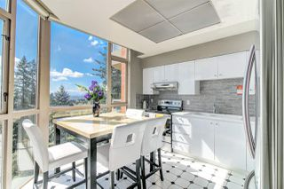 """Photo 11: 801 6888 STATION HILL Drive in Burnaby: South Slope Condo for sale in """"Savoy Carlton"""" (Burnaby South)  : MLS®# R2357609"""