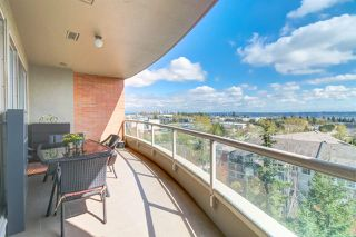 """Photo 7: 801 6888 STATION HILL Drive in Burnaby: South Slope Condo for sale in """"Savoy Carlton"""" (Burnaby South)  : MLS®# R2357609"""