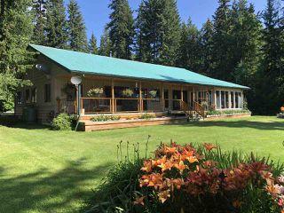 Main Photo: 3973 CANIM-HENDRIX LAKE Road in Canim Lake: Canim/Mahood Lake House for sale (100 Mile House (Zone 10))  : MLS®# R2358621