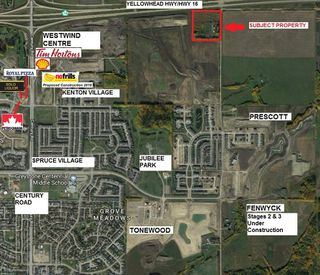 Photo 4: 53130 RGE RD 271: Spruce Grove Land Commercial for sale : MLS®# E4152356