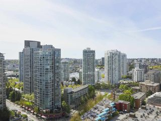 "Photo 8: 2306 977 MAINLAND Street in Vancouver: Yaletown Condo for sale in ""YALETOWN PARK 3"" (Vancouver West)  : MLS®# R2367819"
