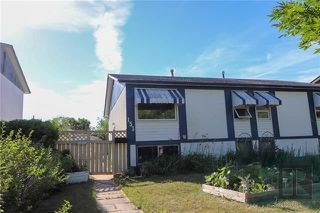 Photo 1: 153 Summerfield Way in Winnipeg: North Kildonan Residential for sale (3G)  : MLS®# 1915684