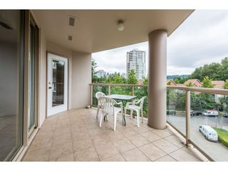 "Photo 19: 601 1199 EASTWOOD Street in Coquitlam: North Coquitlam Condo for sale in ""SELKIRK"" : MLS®# R2382316"
