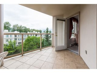 "Photo 18: 601 1199 EASTWOOD Street in Coquitlam: North Coquitlam Condo for sale in ""SELKIRK"" : MLS®# R2382316"