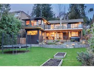 Photo 1: 2484 OTTAWA Ave in West Vancouver: Home for sale : MLS®# V934546