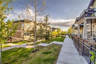 Photo 18: 167 CRANFORD Walk SE in Calgary: Cranston Row/Townhouse for sale : MLS®# C4299374