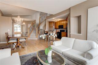 Photo 5: 219 SPRINGBANK Villas SW in Calgary: Springbank Hill Semi Detached for sale : MLS®# A1031788