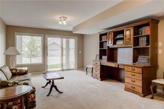 Photo 24: 219 SPRINGBANK Villas SW in Calgary: Springbank Hill Semi Detached for sale : MLS®# A1031788