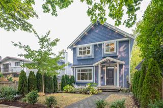 Main Photo: 1839 E 13TH Avenue in Vancouver: Grandview Woodland House for sale (Vancouver East)  : MLS®# R2499560