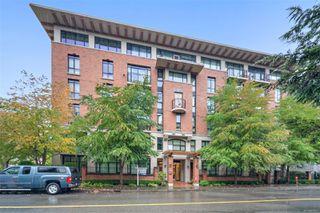 Photo 1: 501 827 Fairfield Rd in : Vi Downtown Condo for sale (Victoria)  : MLS®# 856571