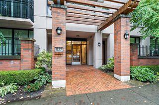 Photo 3: 501 827 Fairfield Rd in : Vi Downtown Condo for sale (Victoria)  : MLS®# 856571