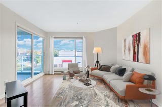 "Photo 3: 303 3505 W BROADWAY Street in Vancouver: Kitsilano Condo for sale in ""COLLINGWOOD PLACE"" (Vancouver West)  : MLS®# R2503438"
