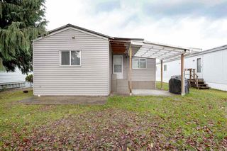 "Photo 26: 142 145 KING EDWARD Street in Coquitlam: Maillardville Manufactured Home for sale in ""MILL CREEK VILLAGE"" : MLS®# R2518910"