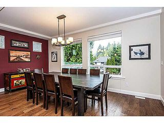 Photo 3: 1390 MARGUERITE Street in Coquitlam: Burke Mountain House for sale : MLS®# V1046988