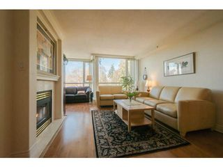 "Photo 4: 502 5775 HAMPTON Place in Vancouver: University VW Condo for sale in ""THE CHATHAM"" (Vancouver West)  : MLS®# V1054501"