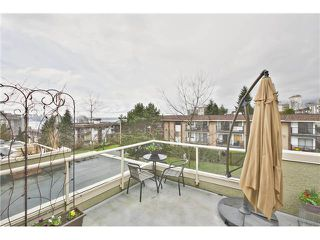 "Photo 18: 520 ST GEORGES Avenue in North Vancouver: Lower Lonsdale Townhouse for sale in ""STREAMLINE PLACE"" : MLS®# V1067178"