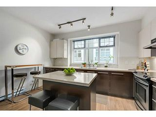 "Photo 5: 3732 WELWYN Street in Vancouver: Victoria VE Townhouse for sale in ""Stories"" (Vancouver East)  : MLS®# V1095770"