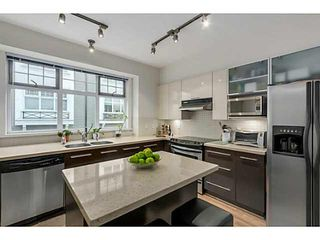 "Photo 6: 3732 WELWYN Street in Vancouver: Victoria VE Townhouse for sale in ""Stories"" (Vancouver East)  : MLS®# V1095770"