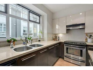 "Photo 7: 3732 WELWYN Street in Vancouver: Victoria VE Townhouse for sale in ""Stories"" (Vancouver East)  : MLS®# V1095770"