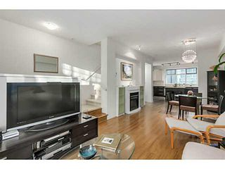 "Photo 4: 3732 WELWYN Street in Vancouver: Victoria VE Townhouse for sale in ""Stories"" (Vancouver East)  : MLS®# V1095770"