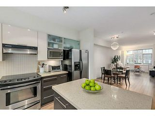 "Photo 8: 3732 WELWYN Street in Vancouver: Victoria VE Townhouse for sale in ""Stories"" (Vancouver East)  : MLS®# V1095770"