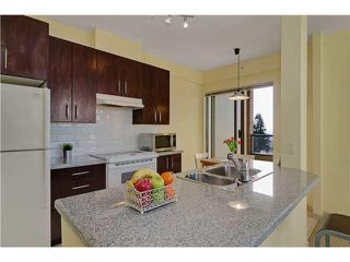 "Photo 2: 703 7388 SANDBORNE Avenue in Burnaby: South Slope Condo for sale in ""MAYFAIR PLACE"" (Burnaby South)  : MLS®# V1108357"