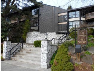 "Photo 1: 206 7055 WILMA Street in Burnaby: Highgate Condo for sale in ""THE BERESFORD"" (Burnaby South)  : MLS®# V1109098"