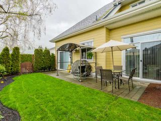 "Photo 20: 1 4887 CENTRAL Avenue in Ladner: Hawthorne Townhouse for sale in ""CENTRAL PARK WEST"" : MLS®# V1116348"