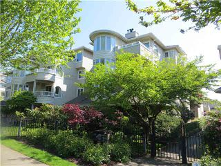 Photo 1: 106 7620 COLUMBIA Street in Vancouver: Marpole Condo for sale (Vancouver West)  : MLS®# V1122015