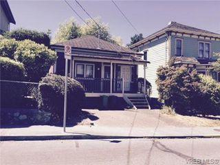 Photo 1: 311 Simcoe St in VICTORIA: Vi James Bay House for sale (Victoria)  : MLS®# 707598
