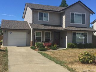 Photo 1: 1175 HORNBY PLACE in COURTENAY: CV Courtenay City House for sale (Comox Valley)  : MLS®# 709597