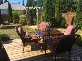 Photo 7: 1175 HORNBY PLACE in COURTENAY: CV Courtenay City House for sale (Comox Valley)  : MLS®# 709597